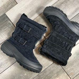 {Columbia} Omni heat winter boots